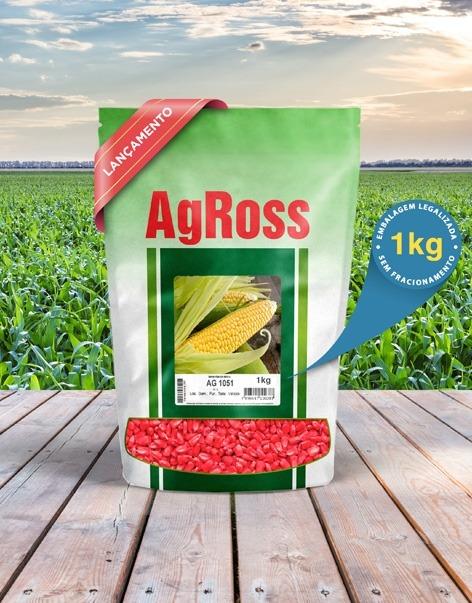 Semente de Milho AG 1051